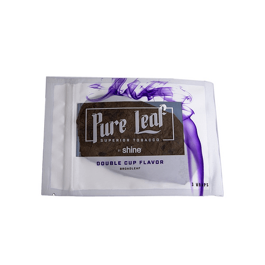 Pure Leaf Wraps - Double Cup