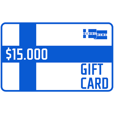 GIFT CARD $15.000