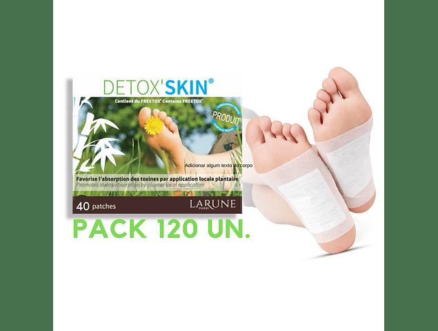 10 Emplastros Detox'Skin