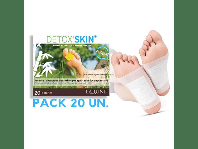 Detox'Skin Pack 20un