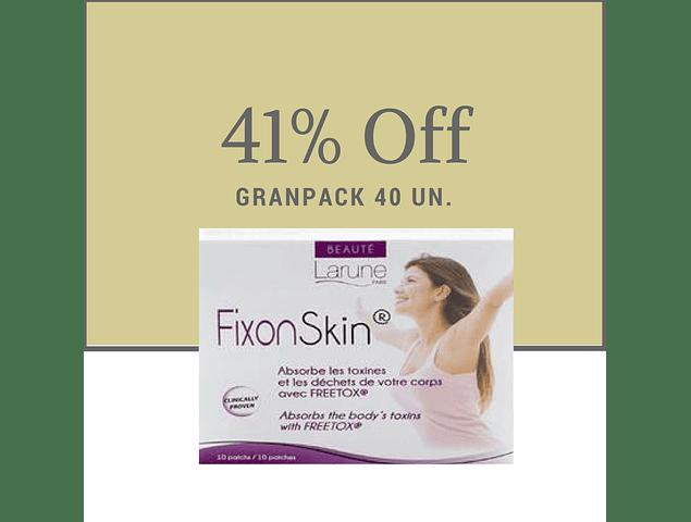 Pack 40 - 41% Off Fixonskin parche Detox