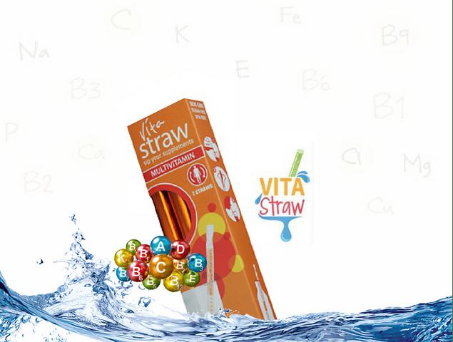Vitastraw Pack 15
