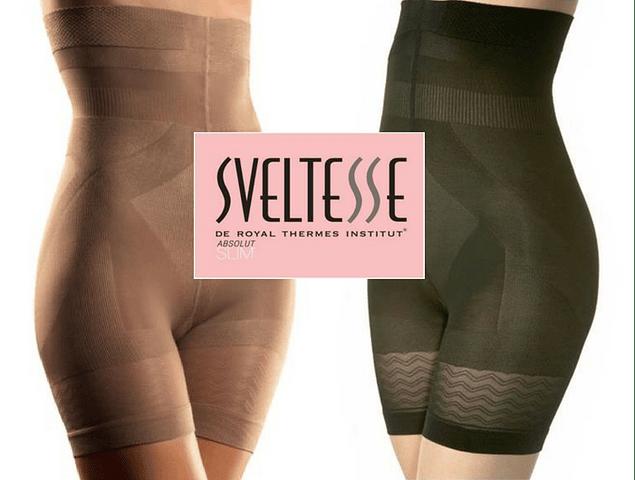 Sveltesse - Panty Cintura Alta  Absolut Slim