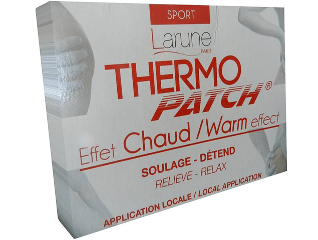 Thermo Patch Emplastro anti dor