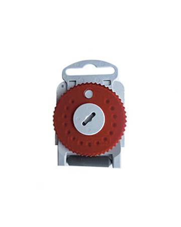 Roseta 16 filtros HF3 Rojo + Herramienta Dispens