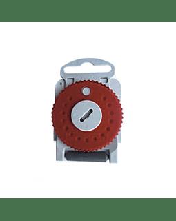 Roseta 15 Filtros HF4 Rojo+Herramienta Dispensador