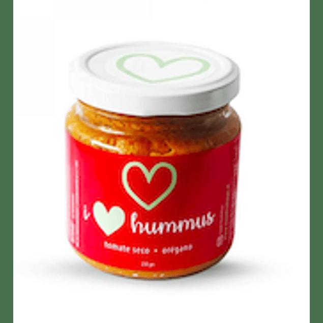 Hummus Tomate seco - Orégano 230 Gr