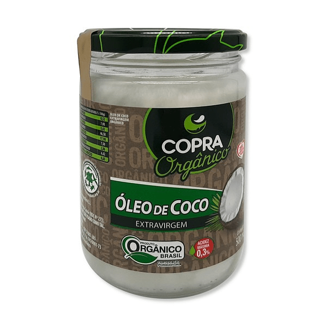 Aceite de coco Copra 500 ml