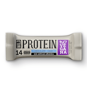 Barritas Wild Protein Chocolate y Coco 45 Grs