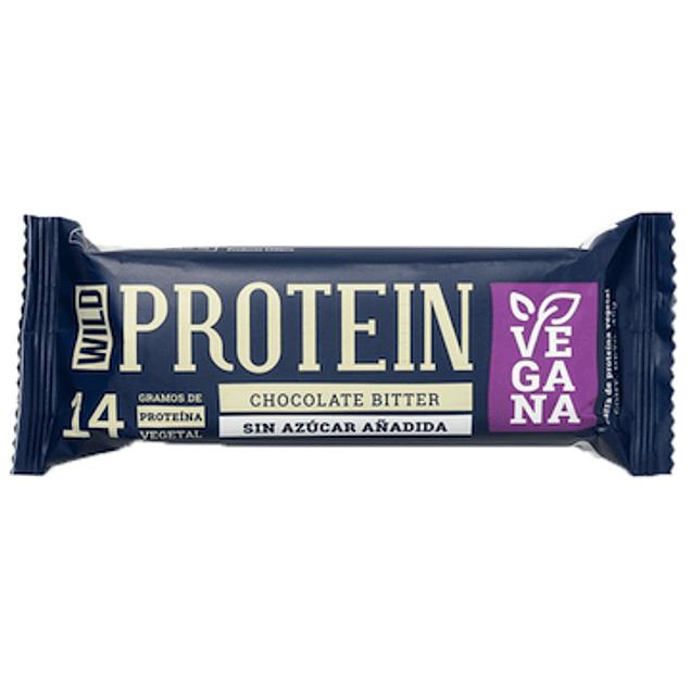 Barritas Wild Protein Chocolate Bitters 45 Grs