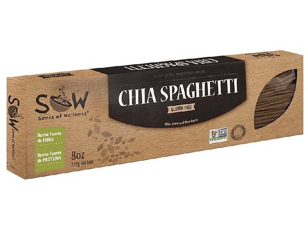 Spaghetti de chia