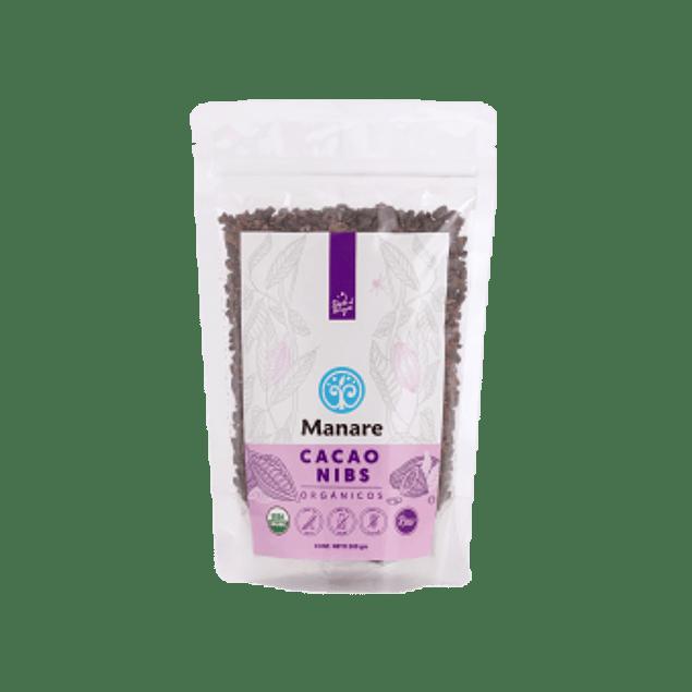 Cacao nibs orgánico Manare