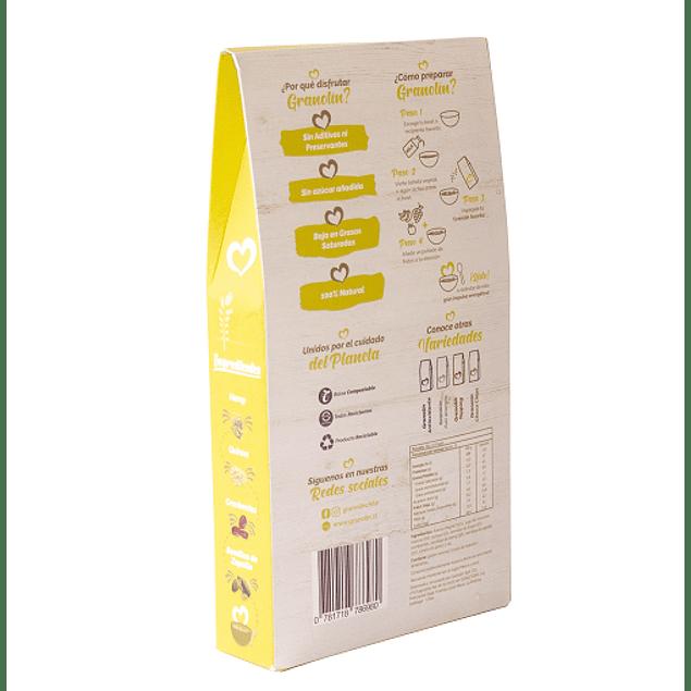 Granola proteica - 400 gramos