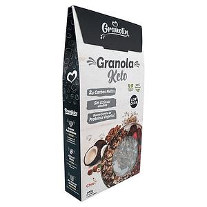Granola keto - 300 gramos