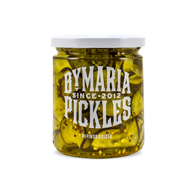 Pickles Pepinos dulces 430 Gr
