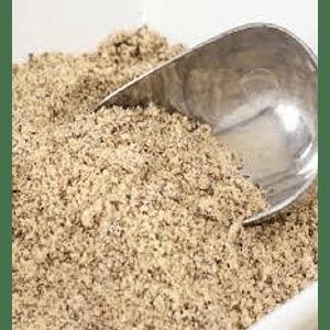 Harina de almendras con piel