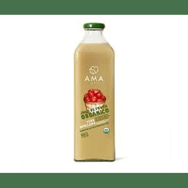Jugo orgánico 1 litro