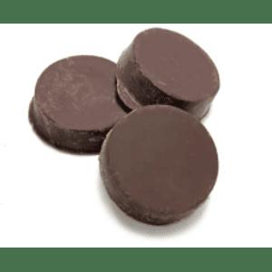 Chips de chocolate veganos / sin gluten 70% a granel