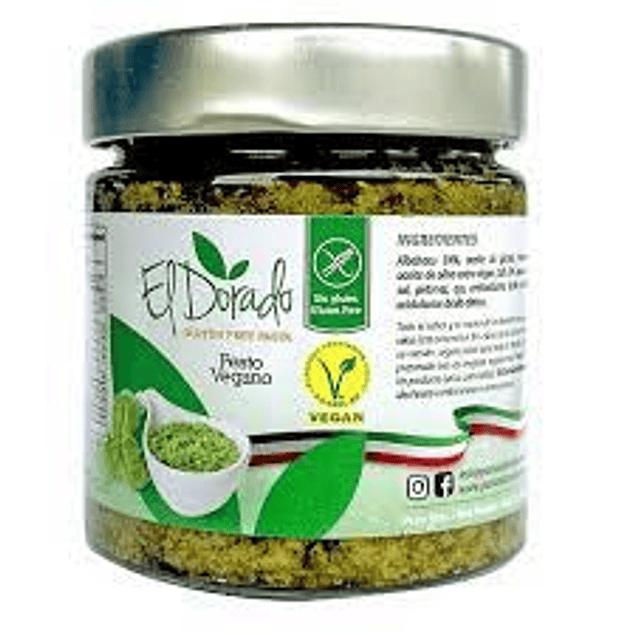 Pesto Vegano El Dorado