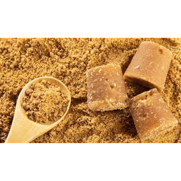 Panela orgánica granulada a granel