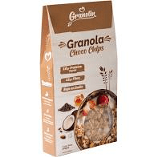 Granola Choco Chips 400 Grs
