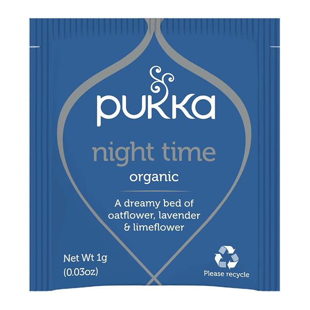 Pukka Infusión Night Time