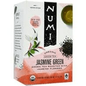 Infusión Orgánica Té verde de Jazmín