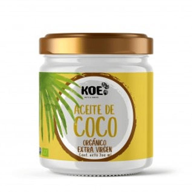 Aceite de Coco Organico KOE 200 Ml