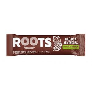 Barrita Roots Cacao y Almendra 36Gr