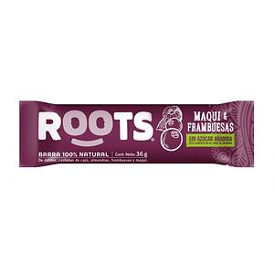 Barrita Roots Maqui y Frambuesa 36Gr