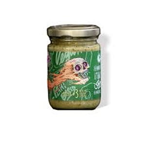 Salsa de palta, jengibre y cilantro 156 grs (No es picante)