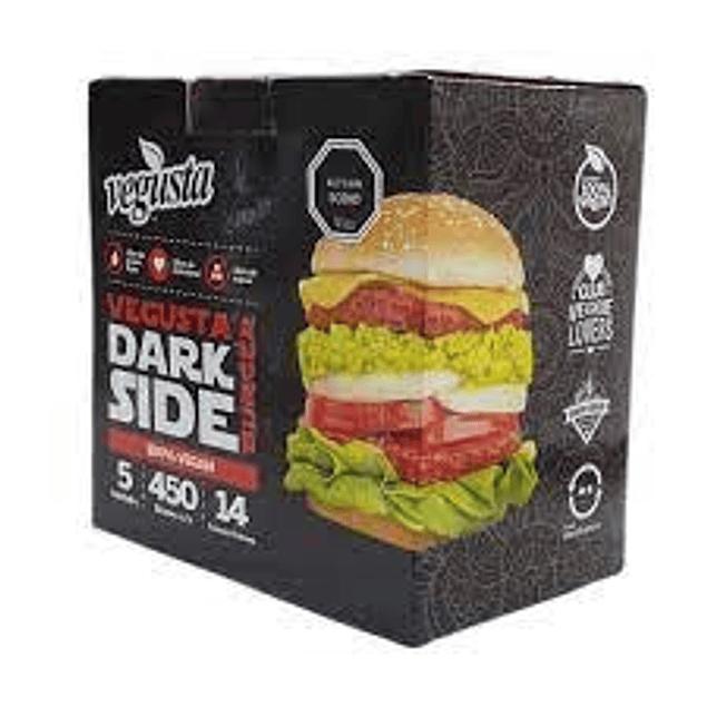 Hamburguesas Dark Side caja 5un