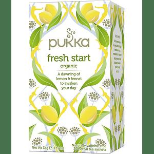 Pukka Infusión orgánica Fresh Start