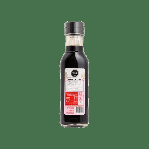 Salsa de soya organica 150 ml
