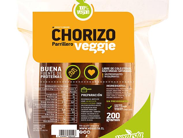 Chorizos Veggie