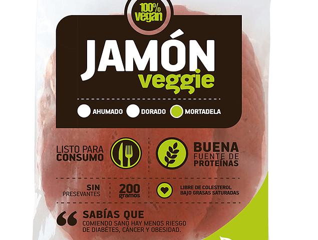 Jamón ahumado Vegusta