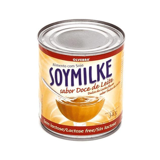Dulce de leche de soya