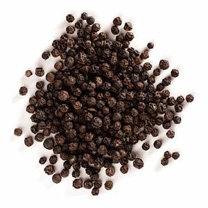 Pimienta negra entera