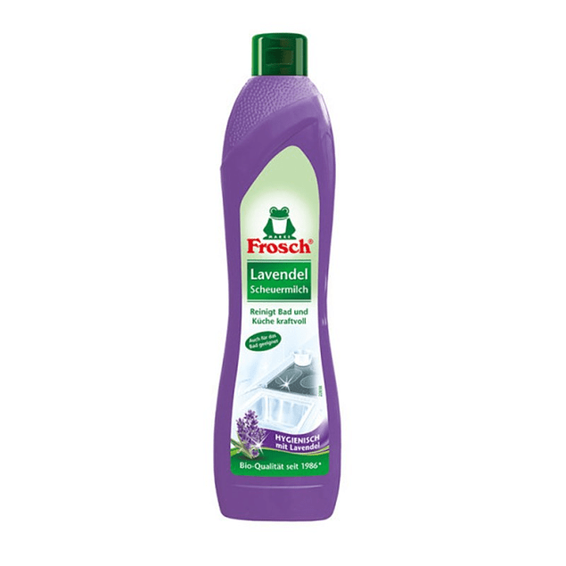 Limpiador Crema Lavanda 500 ml
