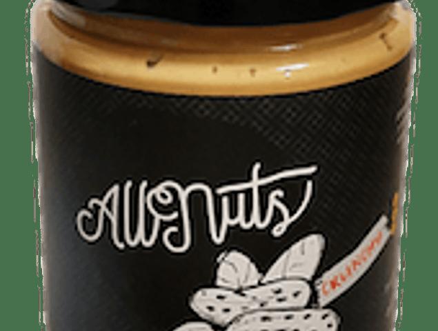 Mantequilla de Maní Crunchy 450 Gr