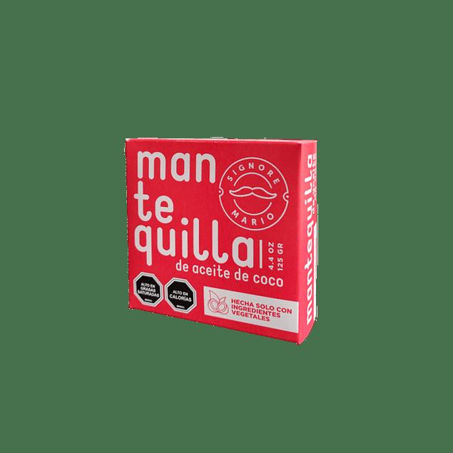 Mantequilla Vegana 125Gr