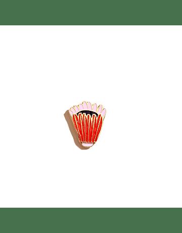 Pin Flor Magnolia
