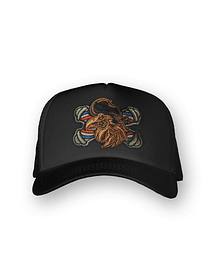 Gorra Trucker Gallo de Oro