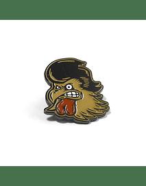 Pin Gallo de Oro MotoClub
