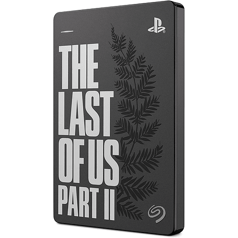 Seagate, disco Externo 2TB USB 3.0 Game Drive The Las of Us Part II