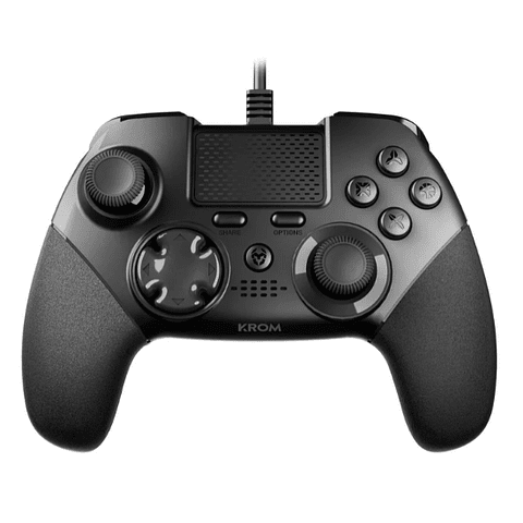 CONTROL JOYSTICK KROM KAISER WIRED PC PS3 PS4 USB