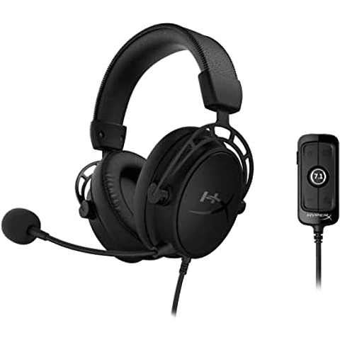 Cloud Alpha S - Gaming Headset (BlackOut)