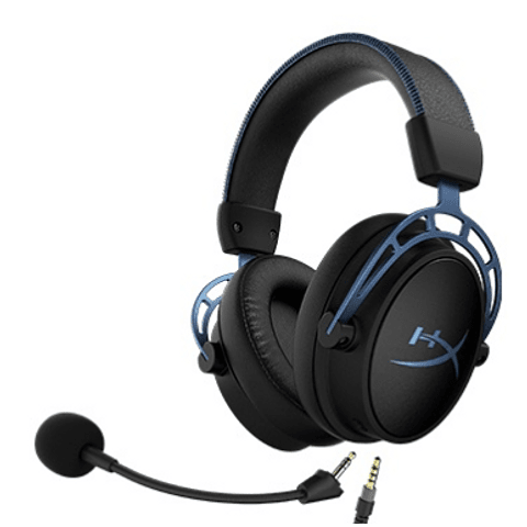 Cloud Alpha S - Gaming Headset (Blue)