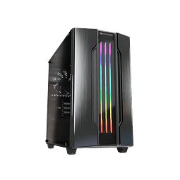 Gabinete Cougar GEMINIS M IRON-GREY Mini Tower