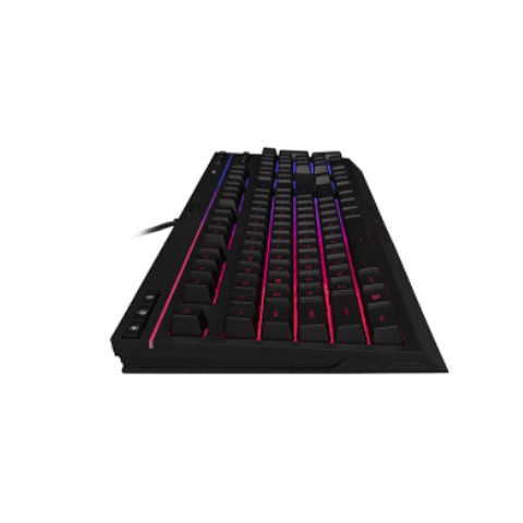 Teclado Gamer HyperX Alloy Core RGB, Membrana, Anti-ghosting, Controles Multimedia